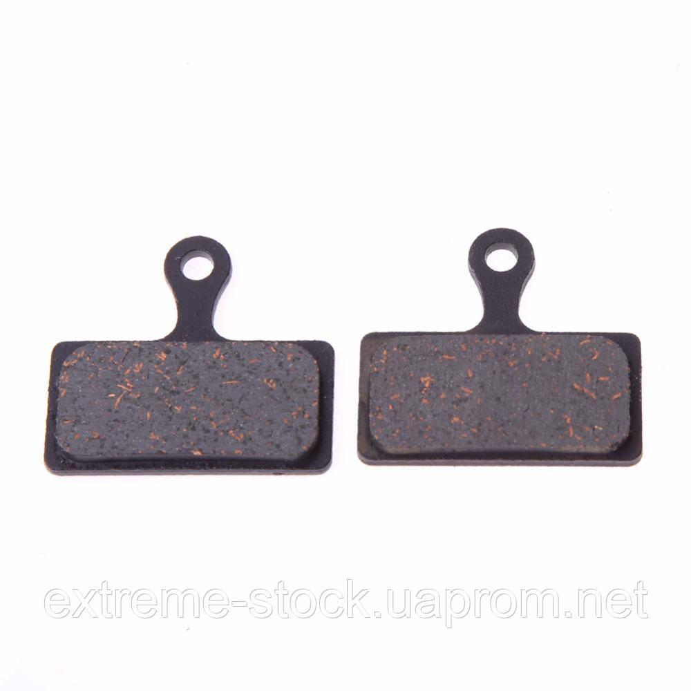 Тормозные колодки для Shimano Deore/SLX/Deore XT/XTR, Tektro, semi-metall