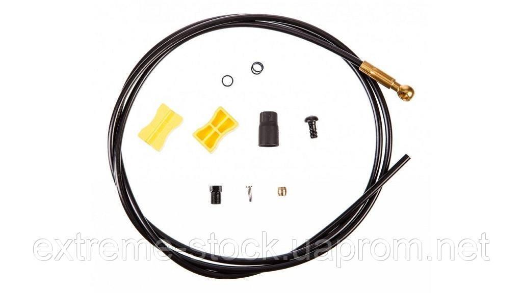 Гидролиния Shimano SM-BH90-SBLS, задня, 1700 мм, чорна