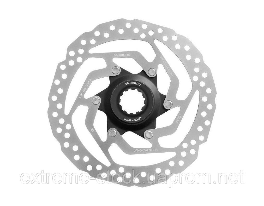 Ротор дискового гальма Shimano SM-RT20, Centerlock, 160 мм