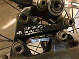 Перехідник передній Shimano SM-MA-F180 (S/S), 180 мм, фото 3