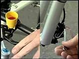 Воронка Ezmtb для прокачування гідравліки Shimano, жовта, фото 4