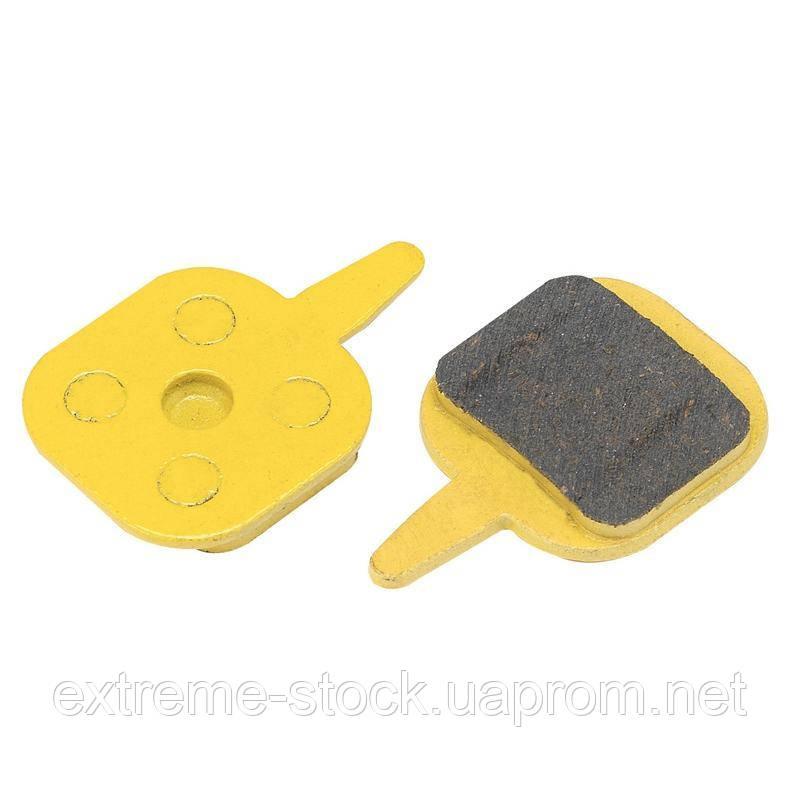 Колодки дискові ALHONGA HJ-DS08 для Tektro IO sinter gold