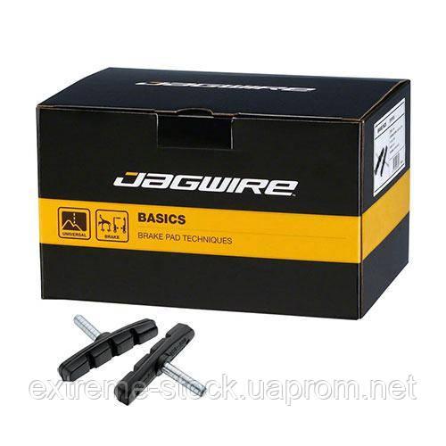 Колодки гальмівні MTB v-br. JAGWIRE Mountain Sport Canti 70мм - BWP3001 - Black 50пар