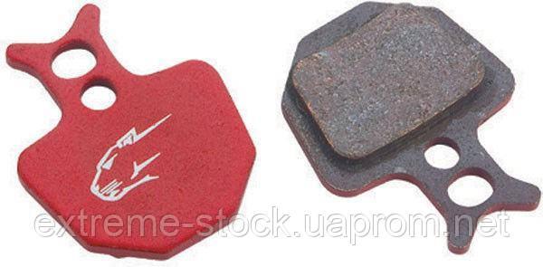 Колодки тормозные диск JAGWIRE Red Zone Comp DCA063 (2 шт) - Formula ORO