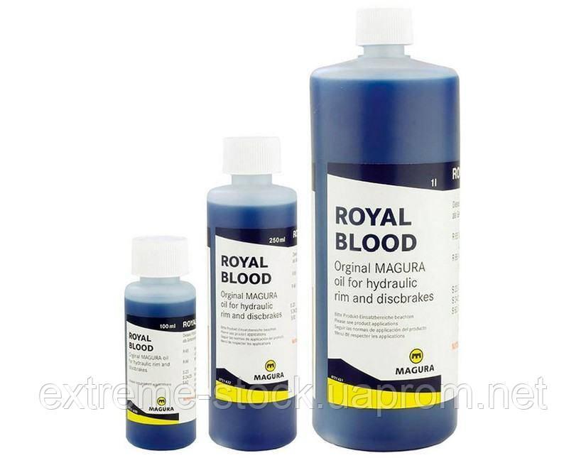 Минеральное масло Magura Royal Blood, 100 мл, для гидравлических тормозов