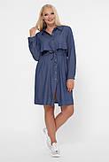 0301 Сукня-сорочка, фото 2