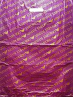 Пакет поліетиленовий Банан 40 х54 см / уп-25шт