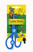 Ножиці дитячі безпечні Peppy Pinto,13.5 см,блістер KS115B