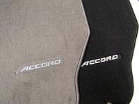 Оригинальные ворсовые ковры в салон Honda Accord  USA c 2008-/ 4шт./ цвет: БЕЖЕВЫЙ