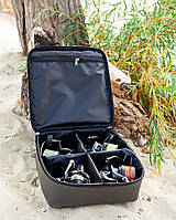 Чехол на 4 катушки, сумка для катушек, Fisher