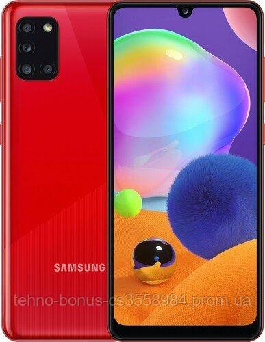 Смартфон Samsung Galaxy A31 4/64GB Red (SM-A315FZRU)