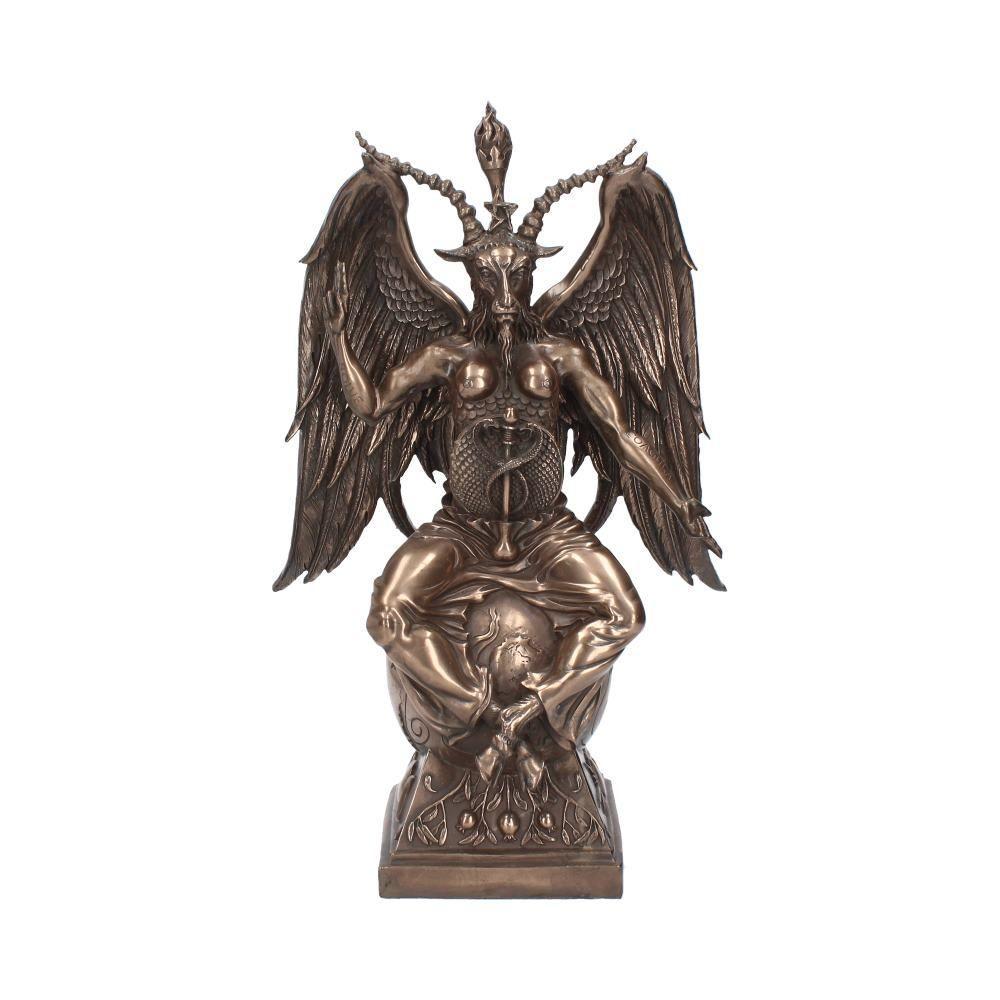 Статуетка Бафомет в Бронзі (Nemesis Now) 40 див. Унікальний товар!