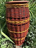 Підлогове кашпо для квітів, фото 9