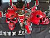Череп Червоного Демона (Nemesis Now) Раритет, фото 4