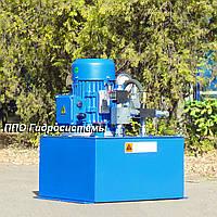 Гидравлическая мини маслостанция (мини гидростанция)