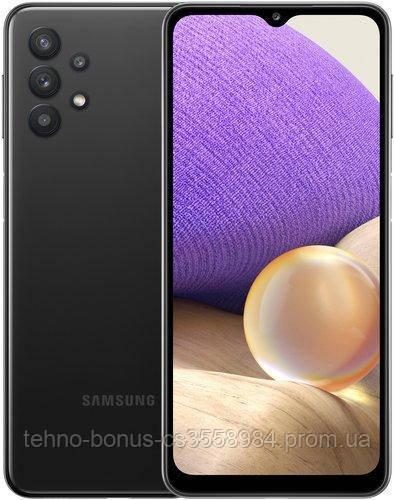 Смартфон Samsung Galaxy A32 4/64GB Black (SM-A325FZKD)