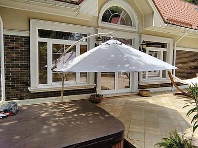 Тент для садового парасольки