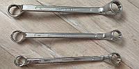 Набор ключей накидных ф 8-19 из 6 шт Тайвань в металической скобе