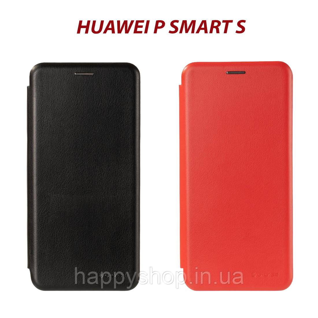 Чохол-книжка G-Case для Huawei P Smart S