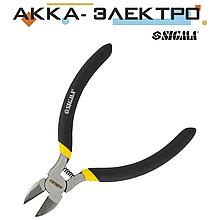 Бокорезы 115мм обрезиненные рукоятки Mini SIGMA (4351311)