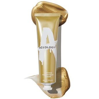 Пептидная маска с эффектом лифтинга и осветления кожи Aceology Lifting Treatment Mask 65 мл