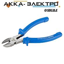 Бокорезы 160мм синие SIGMA (4351161)