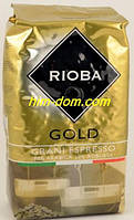Кофе RIOBA Gold 1 кг Зерно Риоба Голд 1кг