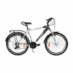 """Велосипед ARDIS CTB 24"""" ST """"SANTANA"""" Біло-сірий"""