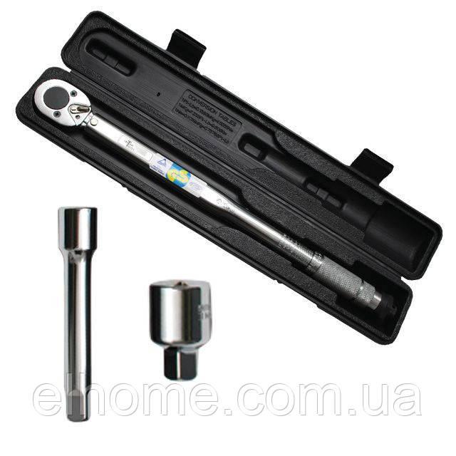 Динамометричний ключ INTERTOOL XT-9007