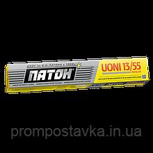 Сварочные электроды  УОНИ 7018 ЕLІТE ф.3мм 1кг ПАТОН (от 100кг)