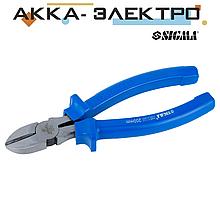 Бокорезы 200мм синие SIGMA (4351201)