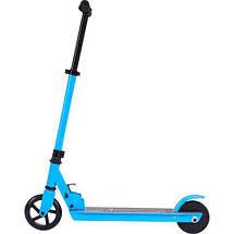 """Електросамокат складаний дитячий Proove Model Kids 5"""" (Blue) - електричний самокат для дітей блакитний, фото 2"""