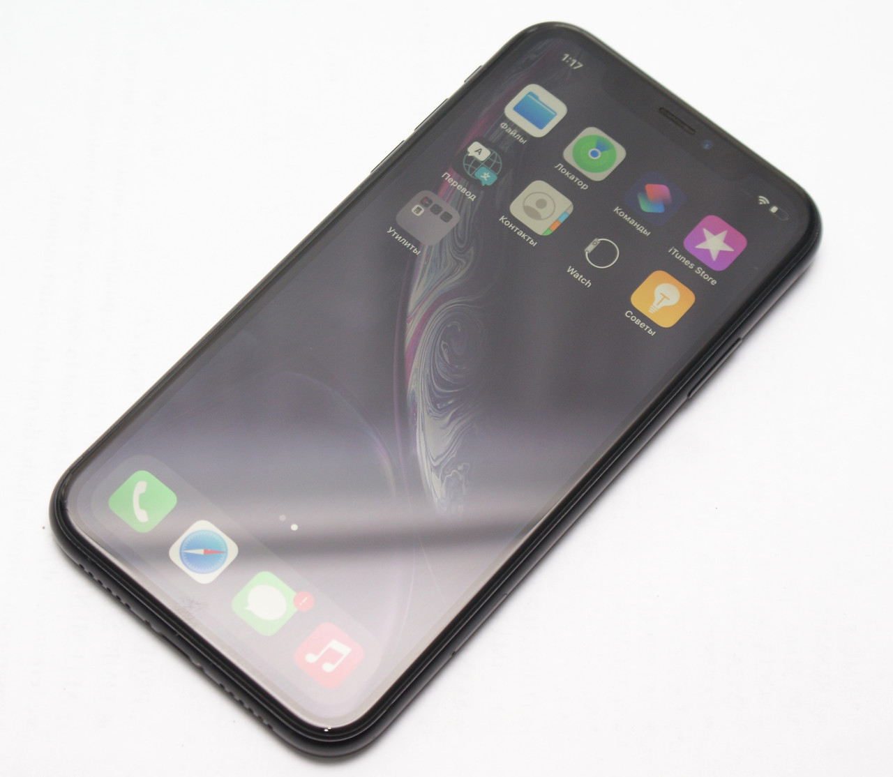 Apple iPhone XR 64Gb Black Neverlock