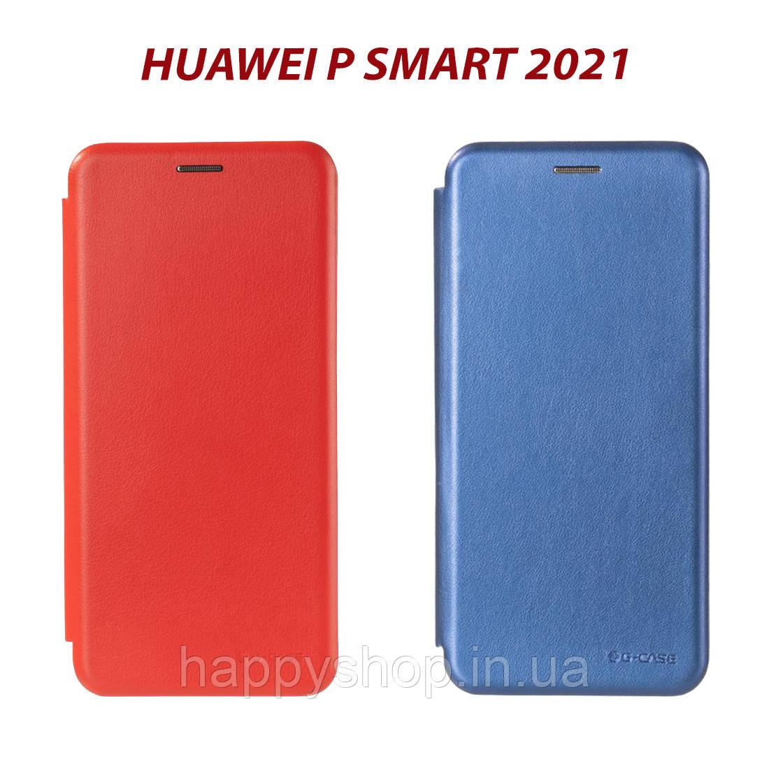 Чохол-книжка G-Case для Huawei P Smart 2021