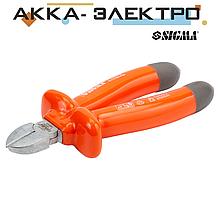 Бокорезы диэлектрические 160мм 1000В SIGMA (4355161)