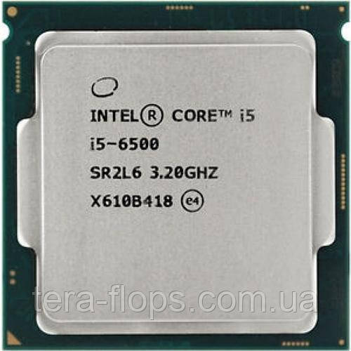 Процессор Intel Core i5 6500 LGA 1151 v1 (BX80662I56500) Б/У