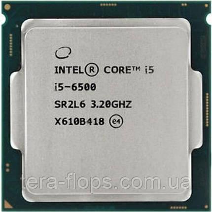 Процессор Intel Core i5 6500 LGA 1151 v1 (BX80662I56500) Б/У, фото 2