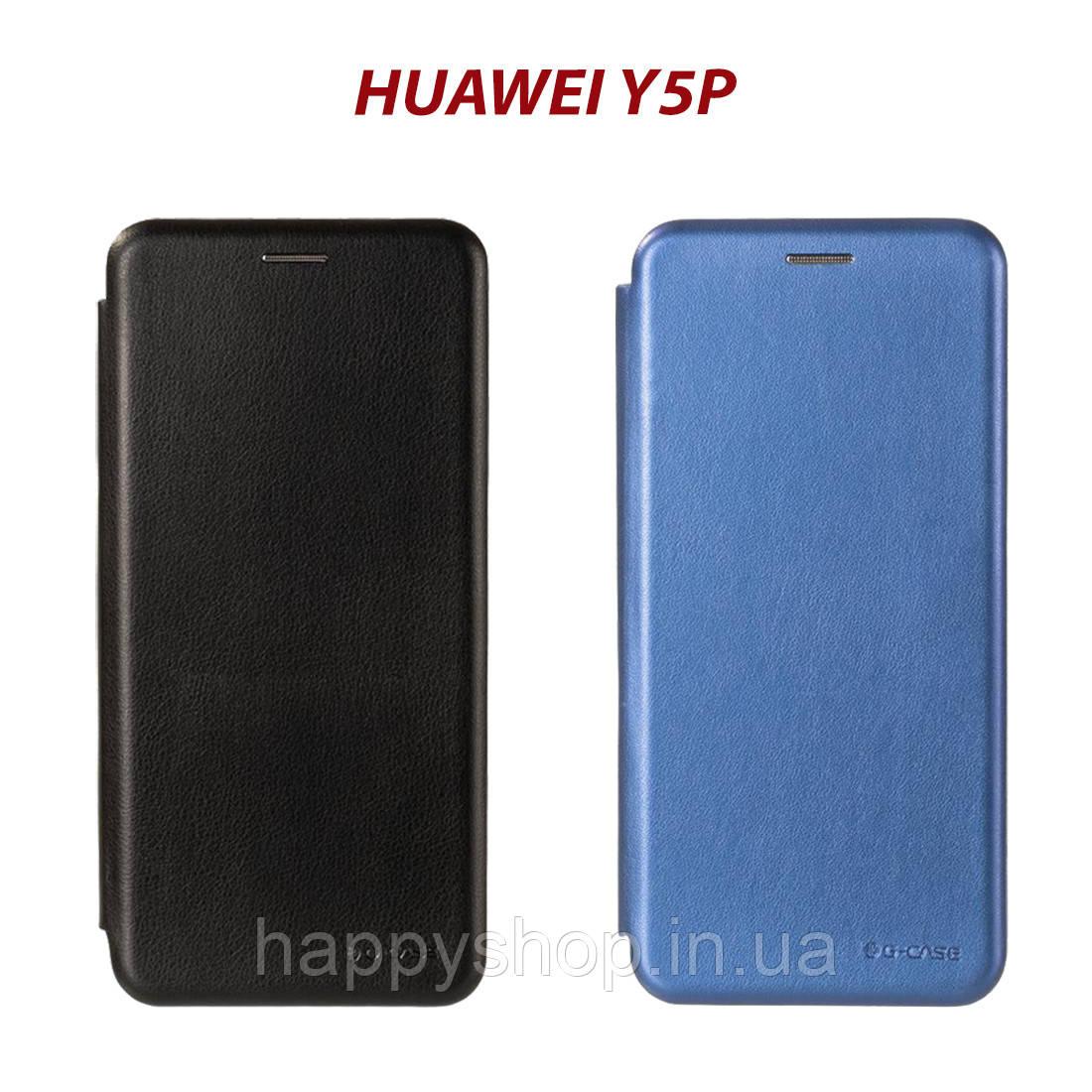 Чехол-книжка G-Case для Huawei Y5P
