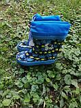 Гумові чоботи, розміри: 36-41, фото 3