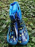 Гумові чоботи, розміри: 36-41, фото 2