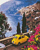 Картина по номерам рисование Brushme BS32301 Провинция в Италии