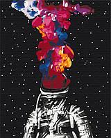 Картина по номерам рисование Brushme BS35331 Открытый космос