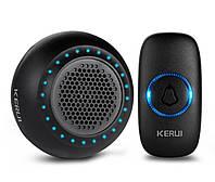 Беспроводной дверной звонок 433МГц 32 мелодии KERUI M523 сигнализация