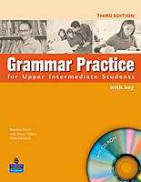 Грамматический курс Grammar Practice for Up.-Int. Students with key and CD-ROM