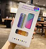 Чехол антистресс Pop it premium на iPhone 11, фото 2