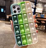 Чехол антистресс Pop it premium на iPhone 11, фото 4