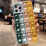 Чехол антистресс Pop it premium на iPhone 11, фото 10