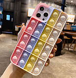 Чехол антистресс Pop it premium на iPhone 11, фото 9