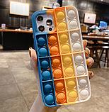 Чехол антистресс Pop it premium на iPhone 11, фото 7