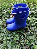 Резиновые сапоги,детские, размеры: 30/31,34/35, фото 3